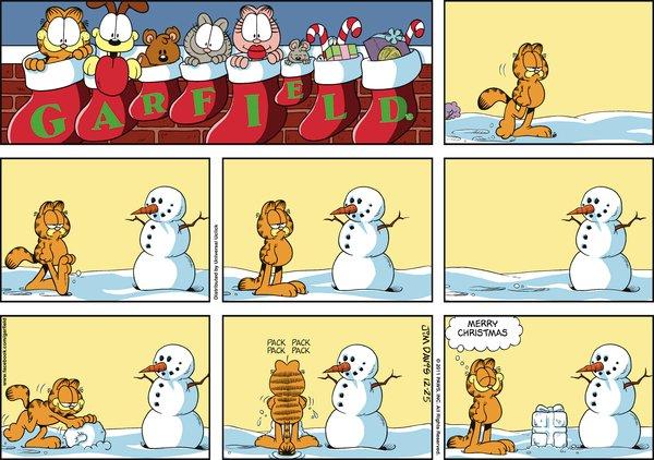 Dezember 2013 deutsche b cherei tingleff - Garfield noel ...
